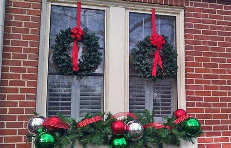 ideas para decorar ventanas exteriores en navidad a mi manera decorar las ventanas en navidad
