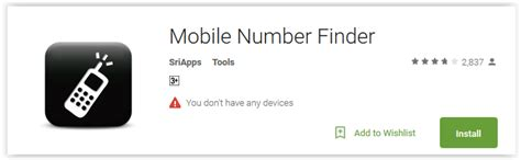 Mobile Phone Number Address Finder Fastest Mobile Number Tracker Apps For Android