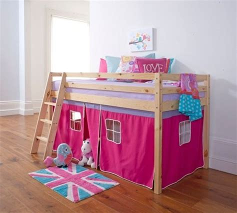 Bunk Beds With Tents Cabin Bed Tent Tent Only Brighten Up Any Cabin Or Bunk Bed Ebay