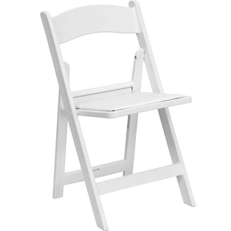 Renting Folding Chairs White Resin Plastic Folding Chairs Iparty Rental Miami