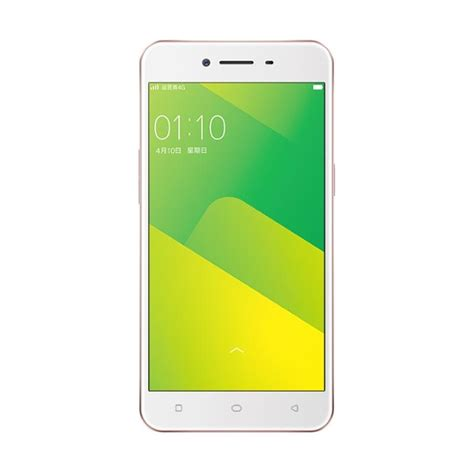 jual termurah se bukalapak oppo neo 9 a37 4g lte pusat jual oppo neo 9 a37 smartphone gold 16gb 2gb online