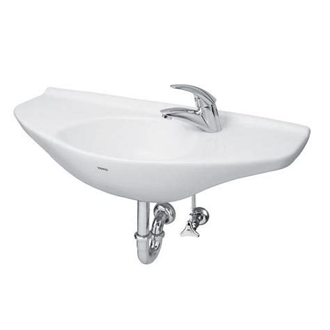 Wastafel Toto L 652 D toto wastafel l 650d white bathroom sinks