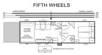 fifth wheel trailers floor plans rv repair maintenance custom builds in corona ca stardeck industries