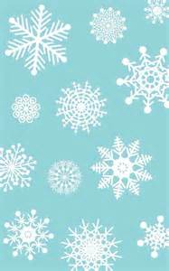 Snowflake background stuff for iphone pinterest
