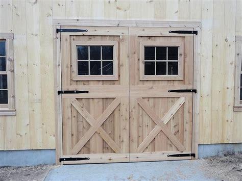 Custom Sized Doors Interior Hayloft Door When Vanhaver Purchased The Property He Removed The Hayloft Raising The Room