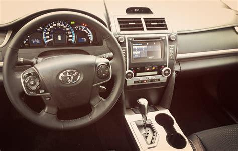 Toyota Camry 2014 Interior Camry 2014 And 2014 5 Autos Post 2014 Toyota Camry Se