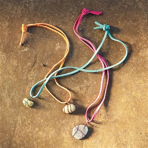 how to make jewelry from rocks with rocks family idea 4