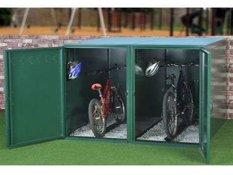 Single Bike Locker | Cyclehoop Lock And Key Parts