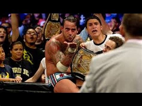 Cm Punk Wins Money In The Bank - cm punk wins wwe chionship and leaves wwe at money in