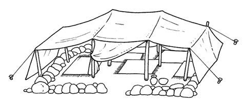 tenda dei beduini midisegni it disegni da colorare per bambini