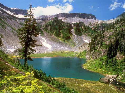 La Lago by Lago En Las Monta 241 As Hd Fondoswiki