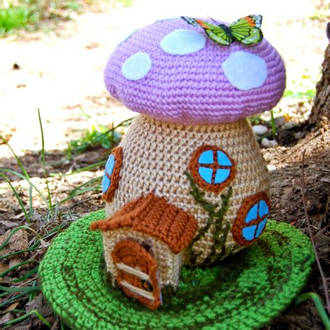 crochet house pattern free craftyiscool free pattern spring fairy house