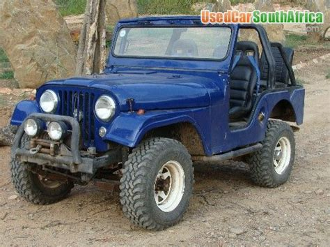 Jeep For Sale In South Africa 1967 Jeep Willys W B Used Car For Sale In Nelspruit