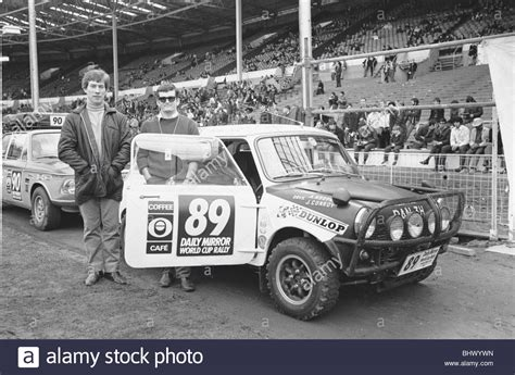 the daily mirror 1970 world cup rally 40 the worldâ s toughest rally in retrospect classic reprint books allan keefe and j conroy beside their mini cooper s