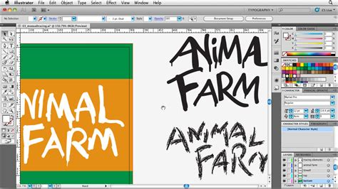 book layout adobe illustrator designing a book cover