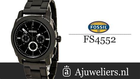 Fs4552 By Fossil fossil fs4552 herenhorloge bestel je fossil horloges