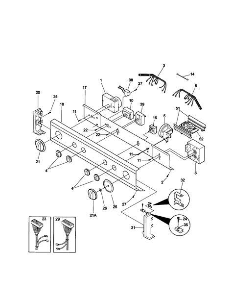 maytag dryer parts manual wiring and parts diagram
