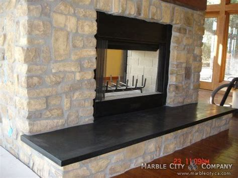 Granite For Fireplace by Best 20 Granite Hearth Ideas On Granite