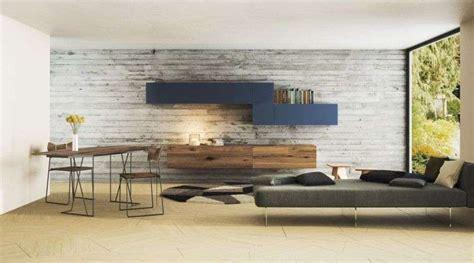 soggiorno sospeso mobili sospesi in soggiorno foto design mag