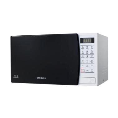 Daftar Microwave Samsung jual samsung me731k microwave putih 20 l