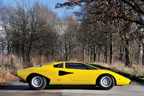 First Lamborghini Countach by 1975 Lamborghini Countach Lp400 Periscopio