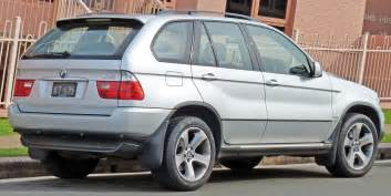 bmw x5 3 0d technical details history photos on better