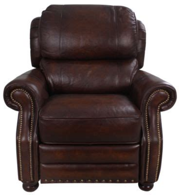 La Z Boy Jamison 100 Leather Recliner Homemakers Furniture