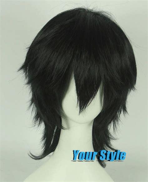 izaya haircut japanese izaya orihara sebastian michaelis wig cosplay