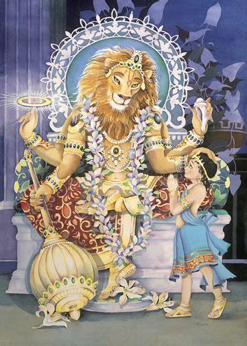lord narasimha dev lord narasimha dev bhakti yoga pinterest yoga