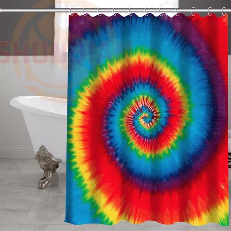 tie dye shower curtains sale online get cheap tie dye patterns aliexpress com