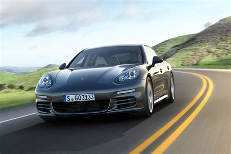porsche ceo 2014 porsche panamera 4s executive and panamera turbo