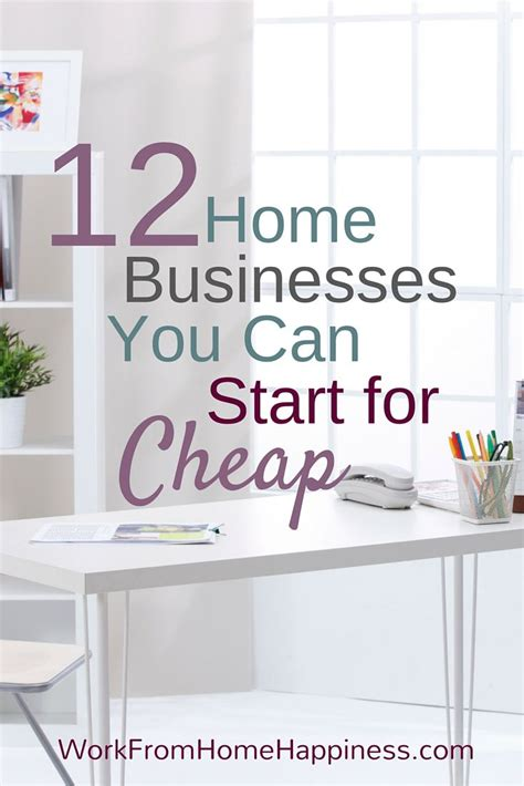 home business ideas   start  cheap financial