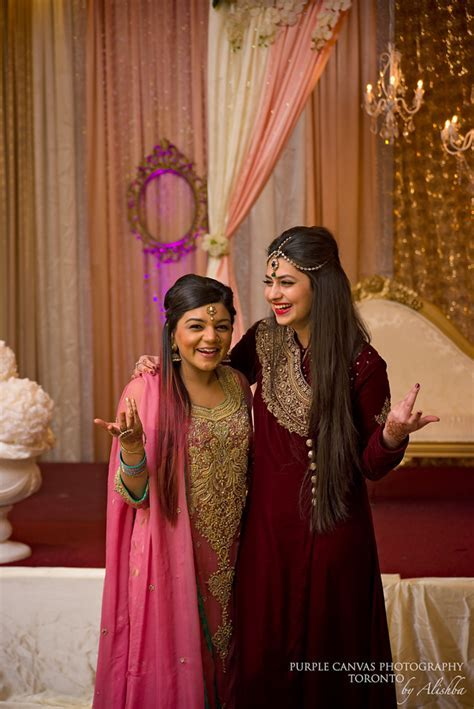Shanza   Talal   Pakistani Wedding by Purple Canvas