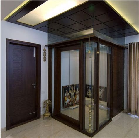 Kitchen Cabinets With Frosted Glass Doors by Pooja Room Glass Door Designs Images Pooja Room Doors In