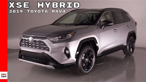 2019 Toyota Rav4 Hybrid by Nuevo Toyota Rav4 Hybrid 2019 Toyota Review Release