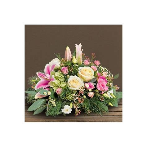 coussin de fleurs pour deuil coussin fleurs deuil
