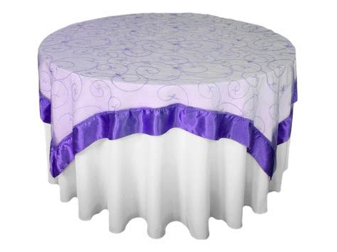purple table overlays 1000 images about table cloths and overlays on