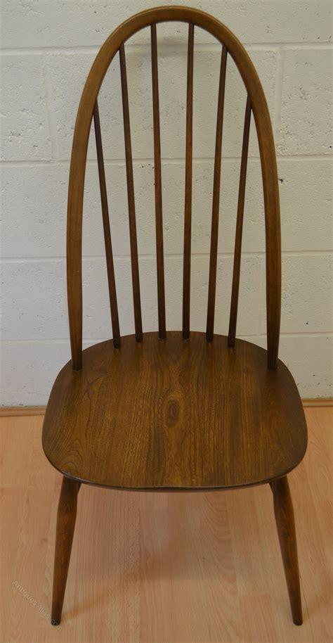Ercol Quaker Chair by Antiques Atlas Set Of Four Ercol Quaker Chairs