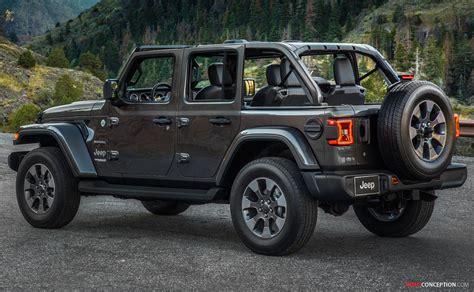 2019 Jeep Wrangler Auto Show by All New 2018 Jeep Wrangler Revealed At La Auto Show
