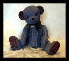 how to make a memory bear hidden treasure crafts and memory bears on pinterest teddy bears teddy bear
