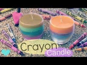 how to make decorative candles at home crayon candle how to home decor fall into crafts