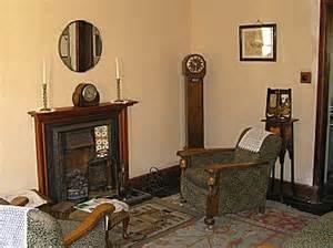 1940s living room scottish industrial heritage