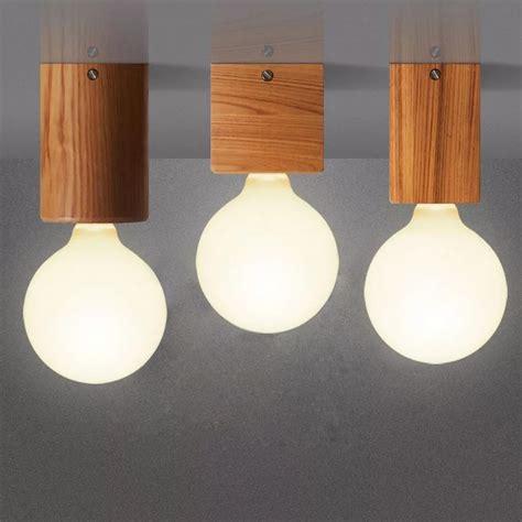 modern ceiling l solid wooden lighting artist decor