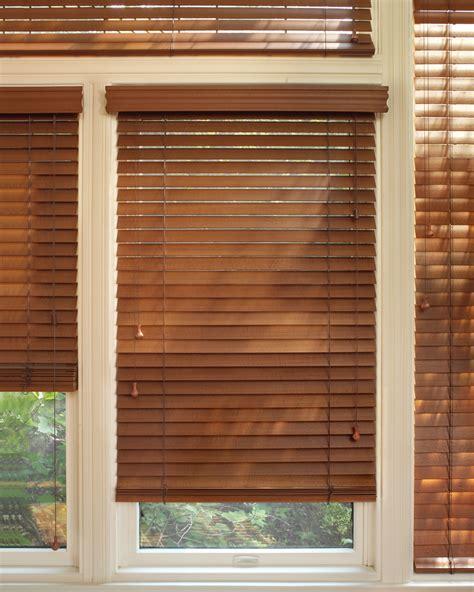 wood blinds meyer