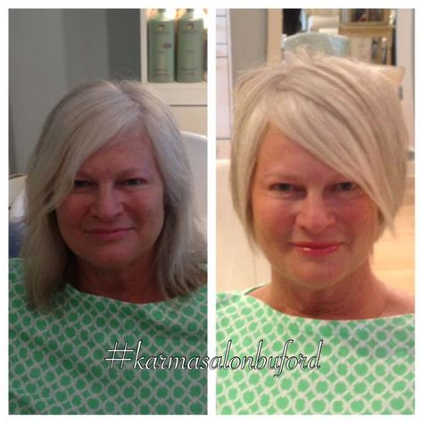 before and after picuters of long to short hair 1000 images about hair before and after on pinterest