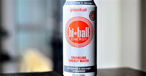 hi energy water what i drink at work hiball energy sparkling energy water