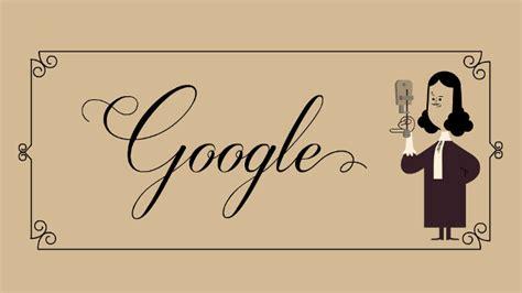 porque el doodle de hoy el doodle de hoy festeja al primer microbi 243 logo c 243 digo