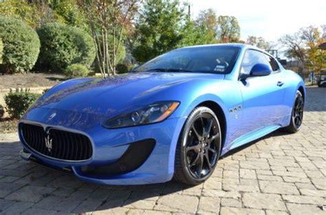 Maserati Granturismo Msrp by Buy Used 2013 Maserati Granturismo Sport 134 130 00 Msrp