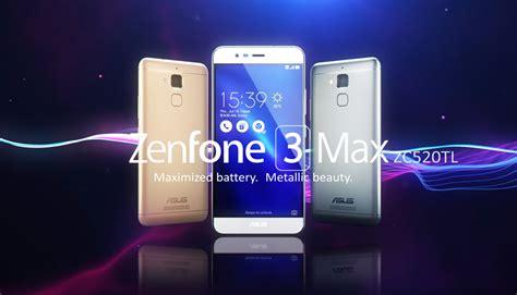 Asus Zenfone 3 5 2inci ini dia harga asus zenfone 3 max ciungtips