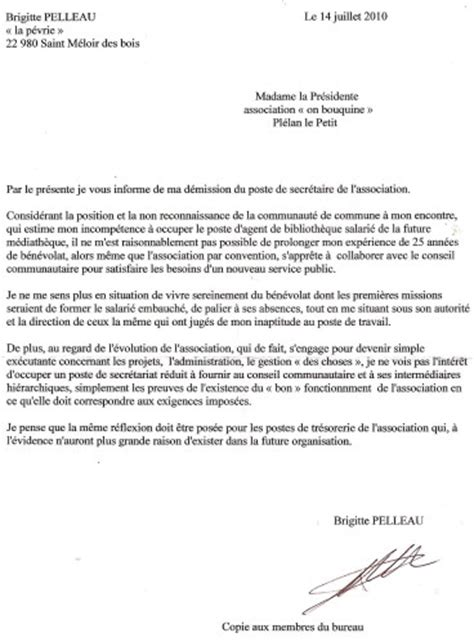 Lettre De Motivation De Titularisation Lettre De Motivation Association Le Dif En Questions